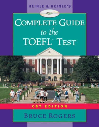 Complete Guide to TOEFL (Complete Guide to the Toefl Test)