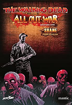 2 tomatoes 599386031–The Walking Dead. All Out War. Booster Shane