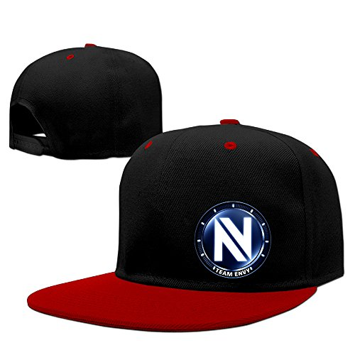 teenmax-unisex-team-envyus-logo-hip-hop-baseball-caps