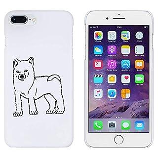 White 'Akita' Case / Cover for iPhone 7 Plus (MC00098856)