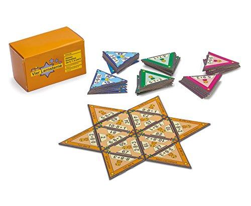 Lernsterne Kleines 1 x 1 für 6, 7, 8 und 9 - Mathematik Rechnen Lernen Zahlen Schule Kinder Schüler Unterricht Lehrmittel Trainieren Üben Übungen Rechenaufgaben Mathematikaufgaben