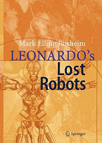 Leonardo´s Lost Robots (Da-vinci-geräte)