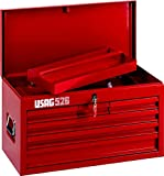 USAG 526 V Werkzeugtruhe (6 Schubladen, leer) U05260001