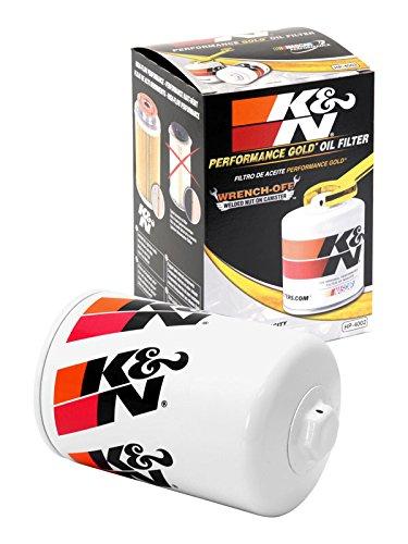 Preisvergleich Produktbild K&N HP-4002 Oil Filter