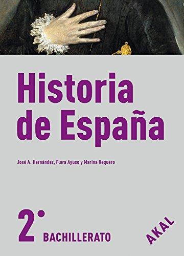 Historia de España 2º Bachillerato (Enseñanza bachillerato) - 9788446030768