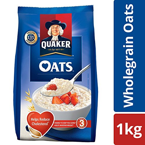Quaker Oats - 1 kg Pack