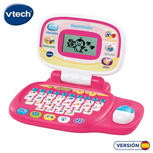 VTech Tablet educativo rosa