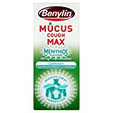 Best Chesty Cough Medicines - Benylin 150ml 100 mg Mucus Cough Menthol Syrup Review