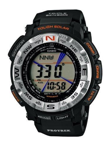 Casio Herren-Armbanduhr XL Digital Quarz Resin PRG-260-1ER