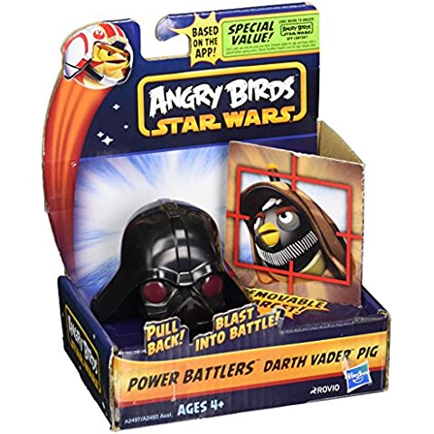 Angry Birds Star Wars Power Battlers Darth Vader Pig