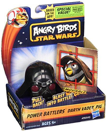 Angry Birds Star Wars Power Battlers Darth Vader (Angry Bird Darth Star Vader Wars)