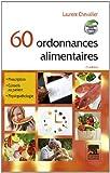Image de 60 ordonnances alimentaires: avec mini-site