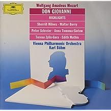 Mozart : Don Giovanni - extraits