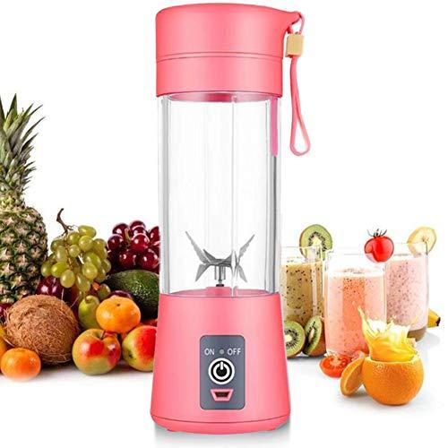 Licuadora personal [versión actualizada], vaso exprimidor portátil/mezclador de frutas eléctrico/batidora...