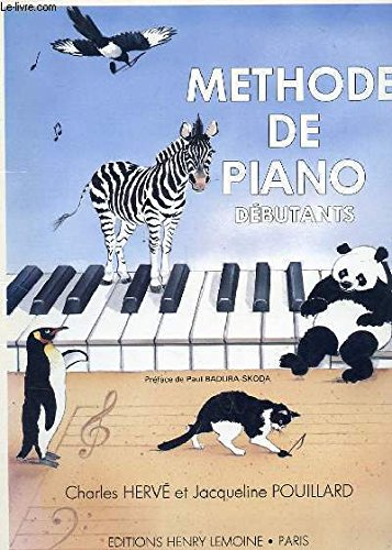 Méthode de piano debutants