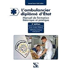 L'ambulancier diplôme d'état 4e édition