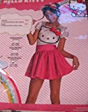 Hello Kitty Costume Size Medium 8-10
