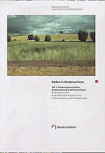 Bodeneigenschaften, Bodennutzung und Bodenschutz: Niedersächsisches Bodeninformationssystem NIBIS, Fachinformationssystem Bodenkunde (Böden in Niedersachsen)
