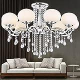 european style eleganten Luxus 9 Licht Kristallleuchter