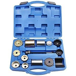 Set extracteur silent bloc et rotule arrière Démontage et montage des rotules sur le support de la roue arrière.pas cher