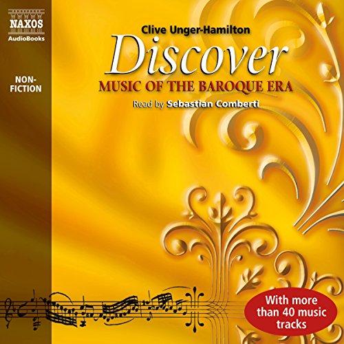Discover: Music of the Baroque Era  Audiolibri