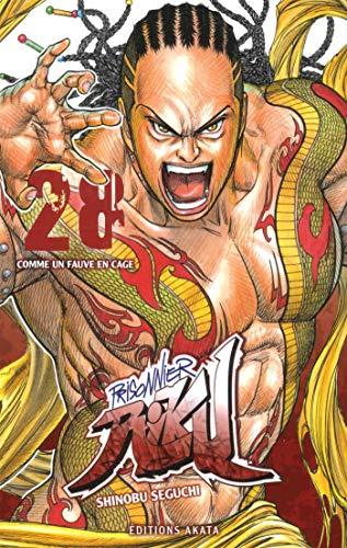 Prisonnier Riku - tome 28 (28) par Shinobu Seguchi