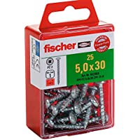 Fischer gigafish-Fast, 5,0 x 40, Panhead galvanizada PZ Box, 652860