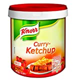 Knorr Curry Ketchup (mit süß-scharfer Curry Note) 1er Pack (1 x 10kg)