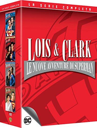 Lois & Clark: Le Nuove Avventure di Superman Stagioni 1-4 (Esclusiva Amazon) (24 DVD)