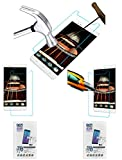 Acm Pack of 2 Tempered Glass Screenguard for Lenovo Vibe K5 Note Screen Guard Scratch Protector