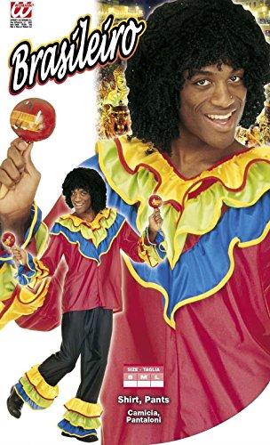 Imagen de disfraz de brasileño adulto alternativa