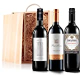 Sendagift-by-Virgin-Wines-Blockbusting-Red-Wine-Gift-Trio-In-Wooden-Gift-Box