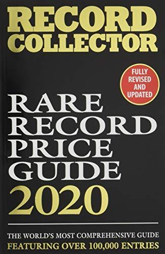 Rare Record Price Guide 2020 por Ian Shirley
