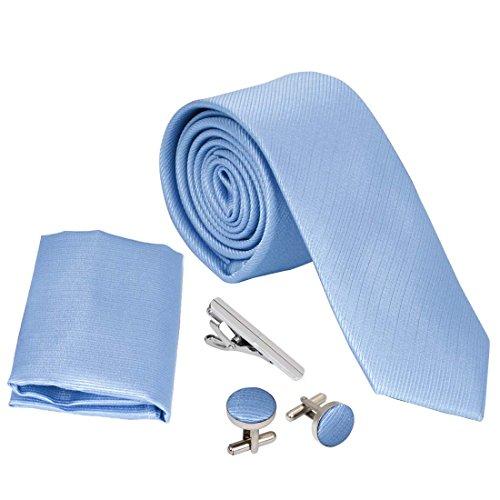 Bundle Monster Corbata - para hombre azul azul claro