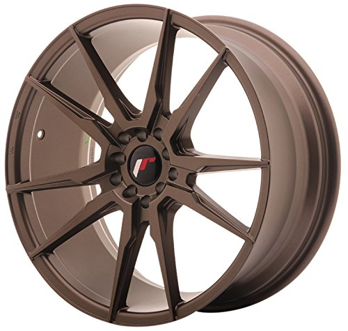JAPAN Racing JR21 Matt Bronze 8.5 x 19 eT35 5 x 100/120 jantes en alliage