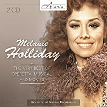 Melanie Holliday - the Very Best of Operetta, Musical and Movies