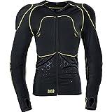 Safe-Max® Unterziehjacke mit Gelenk- und Rückenprotektor 1.0 schwarz M