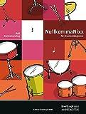 NullkommaNixx. Für Drumsetbeginner. Breitkopf Pädagogik (EB 8885)