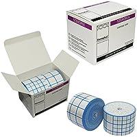 Steroplast Sterofix Klebeband selbstklebend Erste-Hilfe Bandage Kosmetik Aufbewahrung in Chrom, 3Größen preisvergleich bei billige-tabletten.eu