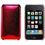 Logotrans Série Raine Coque rigide pour Apple iPhone 3G / 3GS Rouge