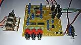 Salcon Electronics Hi-Fi 5.1 Pre Amp Kit Audio PreAmp Board