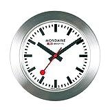Mondaine A660.30318.81SBB Reloj de pulsera Cuarzo Hombre Plateado