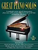 Great Piano Solos - The Classical Book: Noten für Klavier