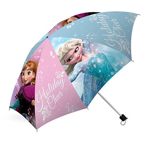 Disney - Reine des Neiges Parapluie Pliable, WD17507