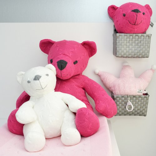 Imagen 6 de Baby's Only 131920 - Producto para decoración de habitación, color azul [tamaño: 35cm]