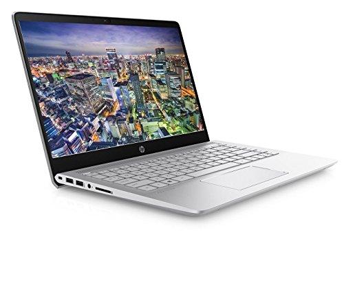 HP Pavilion Pro 14-bf102na 14-inch FHD Laptop (Mineral Silver) - (Intel i5-8250U, 8 GB RAM, 256 GB SSD, Intel UHD Graphics 620, FHD IR webcam, Windows 10 Home)