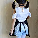 Tenflyer Focalbaby Children's Aprons Baby Girl Boy Aprons Kitchen Garden Kid's Aprons For Cleaning Cooking Gift