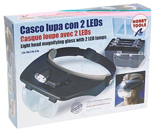 Artesania Latina Gafas Lupas 2 LED