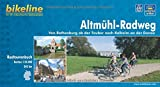 bikeline Radtourenbuch: Altmühl-Radweg - Von Rothenburg ob der Tauber nach Kelheim an der Donau, wetterfest/reißfest - Esterbauer