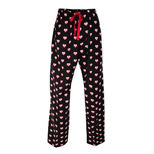 boxercraft - Bas de pyjama - Imprimé Aztèque - Femme taille unique Digital Heart